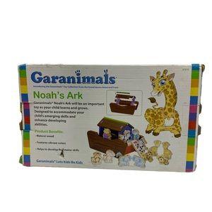 Garanimals Noahs Ark Wooden Play Set